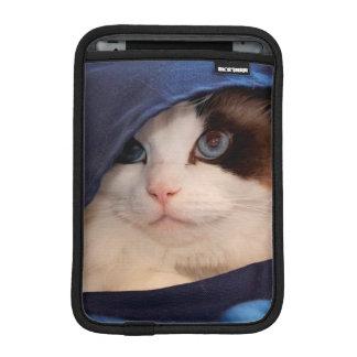 Humane Society cat 2 Sleeve For iPad Mini