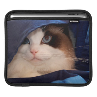 Humane Society cat 2 Sleeve For iPads