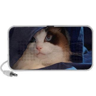 Humane Society cat 2 Mp3 Speaker