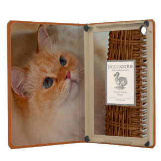 Humane Society cat iPad Mini Covers