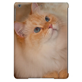 Humane Society cat Cover For iPad Air
