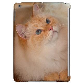 Humane Society cat iPad Air Cover
