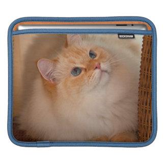 Humane Society cat iPad Sleeve