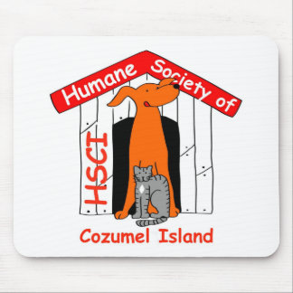 Humane Society of Cozumel Mouse Pad