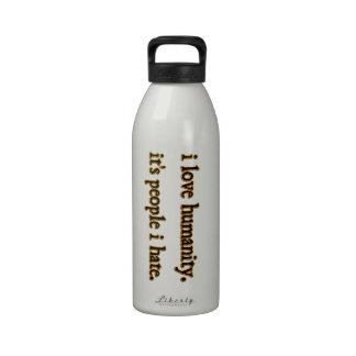 Humanidad Botellas De Beber