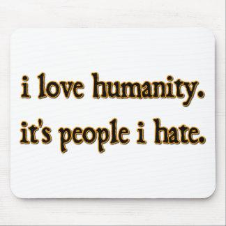 Humanidad Mouse Pad