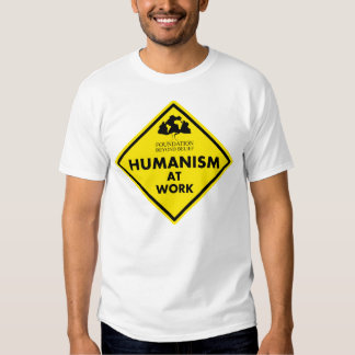 Humanism at Work for ATXAHH T-shirt