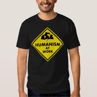 Humanism at Work Unisex T Shirt