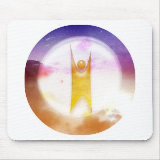 Humanism Symbol Mouse Pad