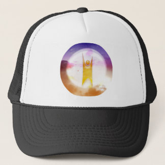 Humanism Symbol Trucker Hat