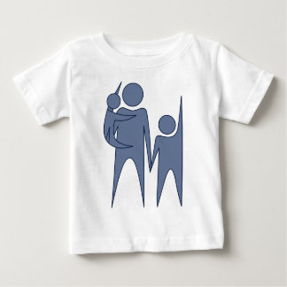 Humanist Family Baby T-Shirt