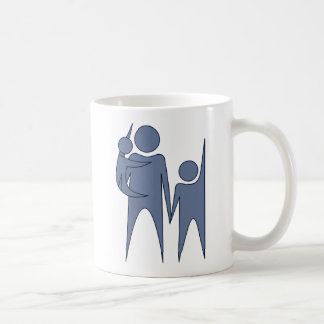 Humanist Family Coffee Mug