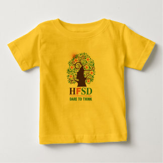 Humanist Fellowship - Dare to Think! Baby T-Shirt