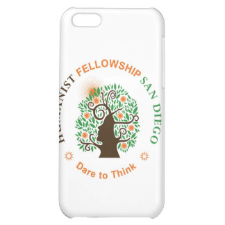 Humanist Fellowship of San Diego Logo iPhone 5C Cover
