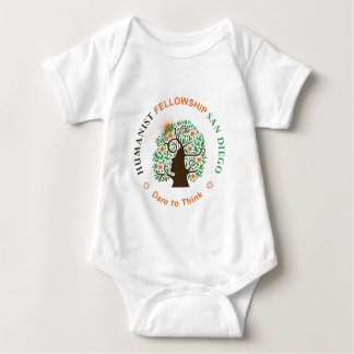 Humanist Fellowship of San Diego Logo Tee Shirt