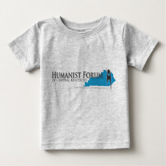 Humanist Forum of Central KY Baby Shirt