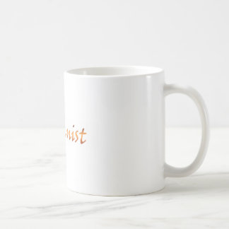 Humanist Gold Coffee Mug