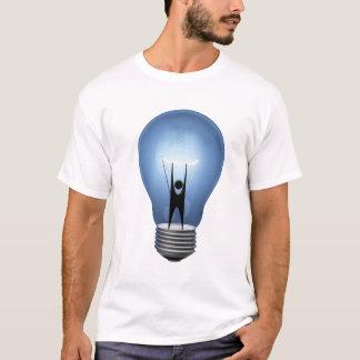 Humanist Light Bulb T-shirt