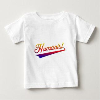 Humanist Orange Swash Baby T-Shirt