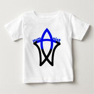 Humanist Symbol Baby T-Shirt