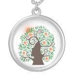 humanist_tree pendant