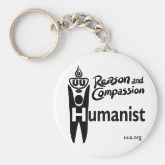 Humanista de UU Llaveros