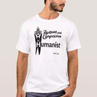 Humanista de UU Playera