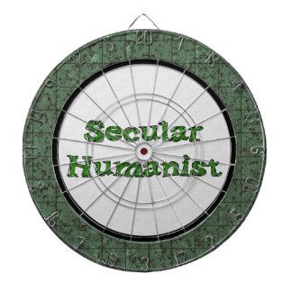 Humanista secular tabla dardos