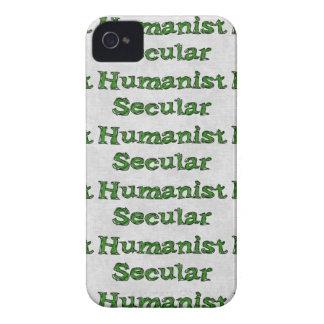 Humanista secular Case-Mate iPhone 4 carcasa