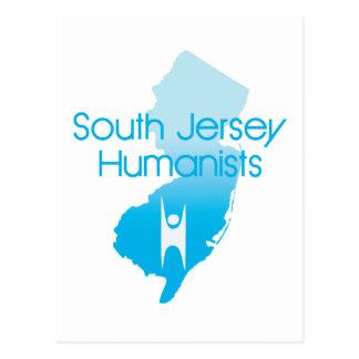 Humanistas del sur del jersey postal