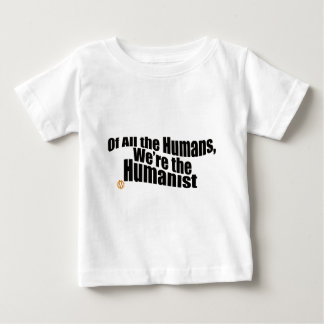 HumanistBlack.png Baby T-Shirt