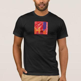 Humanitarian Graffiti Shirt
