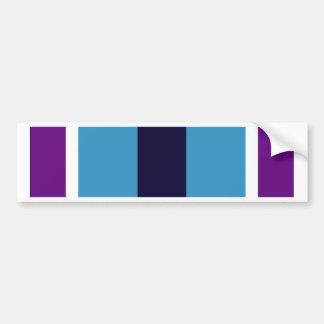 Humanitarian Service Ribbon Bumper Sticker