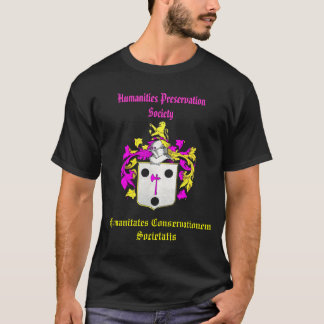 Humanities Preservation Society Shirt (Pink)