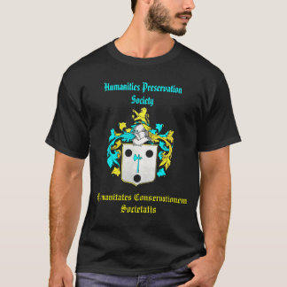 Humanities Preservation Society Shirt (Teal)