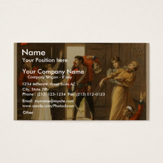 Humanity Business Card