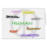 Humanity Card