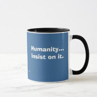 Humanity Mug