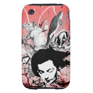 Humanity  - tough iPhone 3 cover