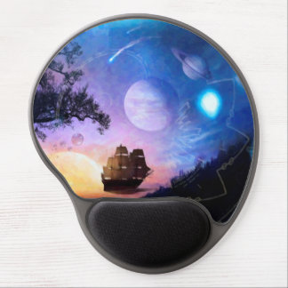 Humanity's Farthest Journey Gel Mouse Pads