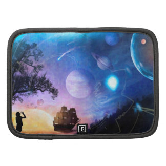Humanity's Farthest Journey Folio Planners