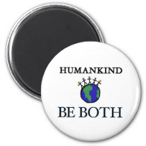 Humankind Magnet