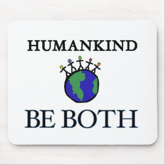 Humankind Mouse Pad
