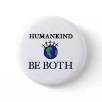 Humankind Pinback Button