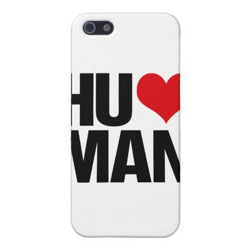 Humano iPhone 5 Cárcasa