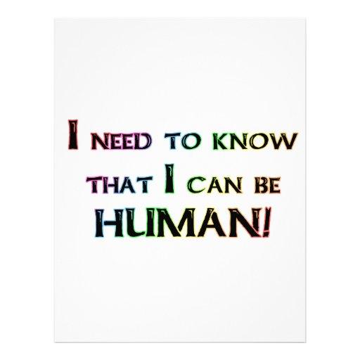 Humano Membretes Personalizados