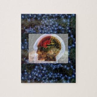 HUMANOID: Mente inteligente de la biología de la c Puzzles Con Fotos