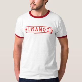Humanoid Red Ringer T-Shirt