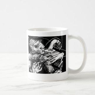 Humanoide Classic White Coffee Mug
