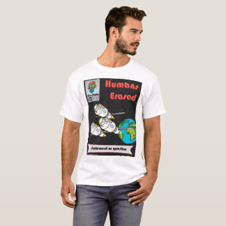 Humans Erased Vol 1 Men's T-Shirt